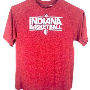 Adidas Indiana Hoosiers NCAA Basketball Shirt